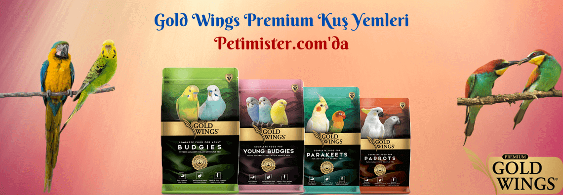 Gold Wings Premium Kuş Yemi4