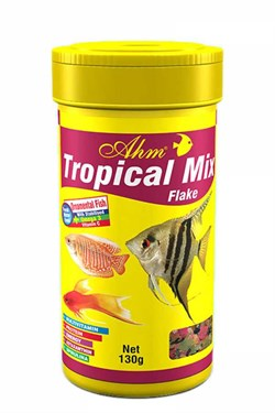 Tropical Mix Flake Food 250 Ml Balık Yemi