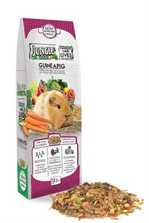 Jungle Touch Ginepig Yemi 700 gr X 5 ADET