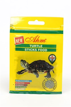 Turtle Sticks Green Food 10 Gr Kaplumbağ Yemi  12Li