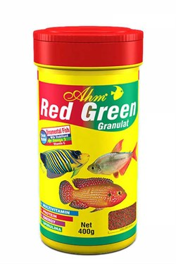 Red Green Gran.1000 Ml Balık Yemi