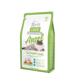 Brit Care Angel Delighted Senior Yaşlı Kedi Maması 2 Kg