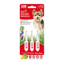 Bio Nature Magela Dog Köpek Ense Damlası 1-10 Kg 1,5 ml