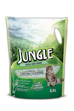 Jungle Silica Kedi Kumu 3,4 Lt 9 lu