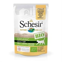 Schesir Bio Range Cat Chicken 85Gr