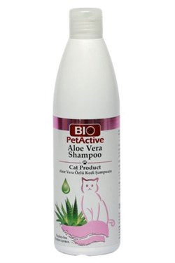 Pet Active Aloe Vera Özlü Kedi Şampuani 250 ml