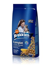 Brekkies Excel Cat Complet 20 Kg