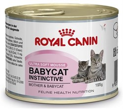 Royal Canin Mother - Baby Cat Instinctive Yavru Kedi Konservesi 195 Gr