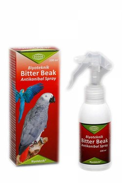 BiyoTeknik BitterBeak Acı Sprey 100 ml